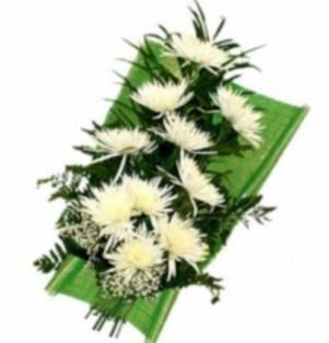 цветы до 1000 рублей москва, хризантемы в букете до тысячи рублей фото,