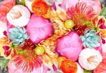 национальные цветы стран мира